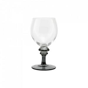 Pahar transparent din sticla pentru vin 7x15,5 cm Meyer House Doctor