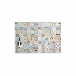 Panou memo multicolor din sticla 40x60 cm Mosaic Rectangle Zeller