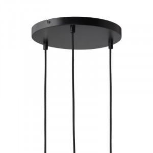 Pavilion pentru 3 cabluri negru din metal Marissa Frandsen Lighting