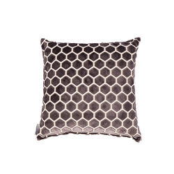 Perna decorativa gri inchis 45x45 cm Monty Dark Grey Zuiver