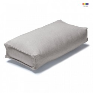 Perna gri din textil pentru spatar 28x52 cm Re La Forma