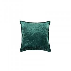 Perna verde din catifea 45x45 cm Tess Green White Label