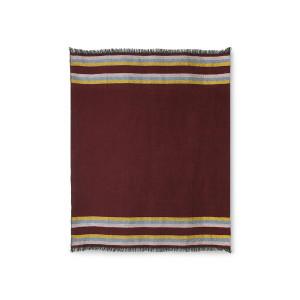 Pled multicolor din fibre acrilice 130x150 cm Doris HK Living