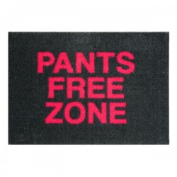 Pres pentru intrare 70x50 cm StateMat Pants Free Mint Rugs