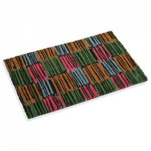 Pres pentru intrare multicolor din fibre de cocos 40x60 cm Stripes Versa Home