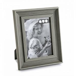Rama foto gri din plastic 22x27 cm Cho Versa Home