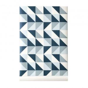 Rola tapet 53x1000 cm Remix Ferm Living