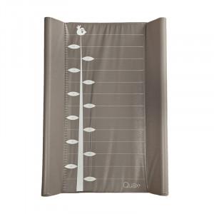 Saltea grej din PVC pentru masa de infasat 50x70 cm Lara Ruler Quax