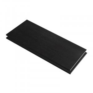 Set 2 rafturi negre din lemn de stejar Elevate C Woud