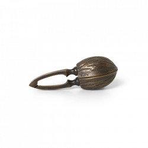 Spargator de nuci din alama Forest Black Brass Ferm Living