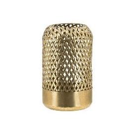 Suport lumanare auriu din fier 35 cm Celes Richmond Interiors