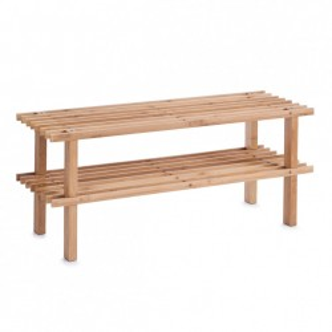Suport maro din lemn de bambus pentru incaltaminte Boo Wood Zeller