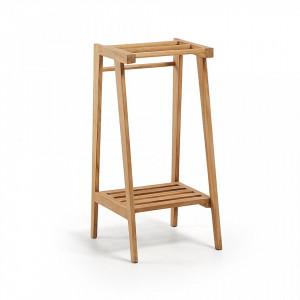 Suport pentru prosoape din lemn tec 81 cm Sunday La Forma