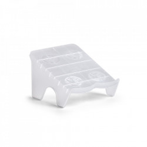 Suport transparent din plastic pentru incaltaminte Dope Zeller