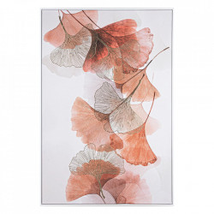 Tablou multicolor din lemn si canvas 82x122 cm Crown Bizzotto