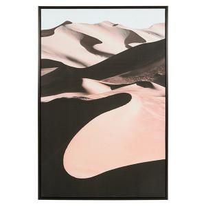 Tablou multicolor din MDF 80x120 cm Dunes Santiago Pons