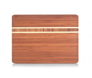 Tocator dreptunghiular maro din lemn 25x34 cm Modern Cutting Board Big Zeller