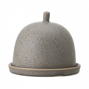 Untiera gri din ceramica Kendra Dome Bloomingville