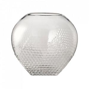 Vaza transparenta din sticla 37 cm Bramble Bolia