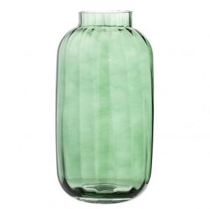 Vaza verde din sticla 32 cm Tall Bloomingville
