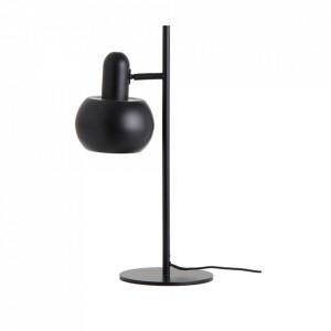 Veioza neagra din metal 50 cm BF 20 Frandsen Lighting