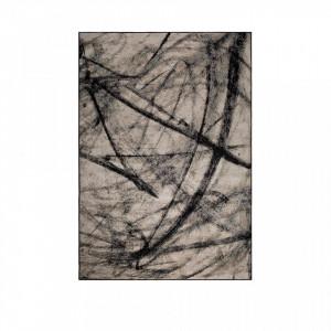 Covor maro 200x300 cm Bob Brown White Label