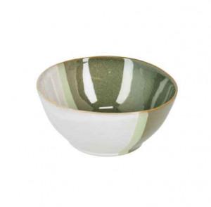 Bol alb/negru din ceramica 17 cm Naara La Forma