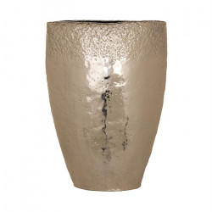 Vaza auriu sampanie din aluminiu 50,5 cm Boley Richmond Interiors
