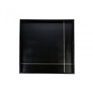Tava patrata din lemn 50x50 cm Mavin LifeStyle Home Collection