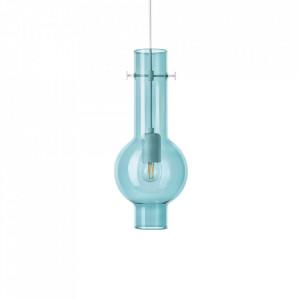 Lustra verde din sticla Bulb Serax