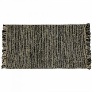 Covor gri din lana 160x230 cm Chandi Zago