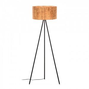 Lampadar cu abajur din pluta 146 cm Shaden La Forma