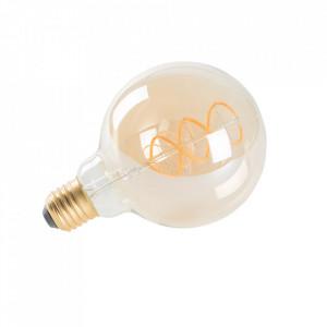 Bec dimabil LED 5W Globe White Label