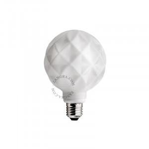 Bec dimabil LED E27 4W Barry Opal Concave Zangra