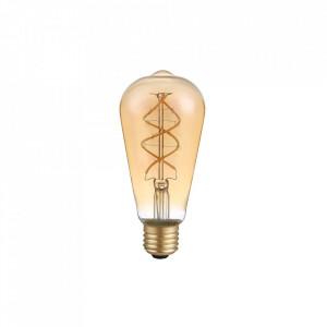 Bec dimabil LED E27 5W Deco Filament Steinhauer