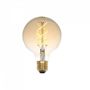 Bec dimabil LED E27 5W Deco Globe Steinhauer