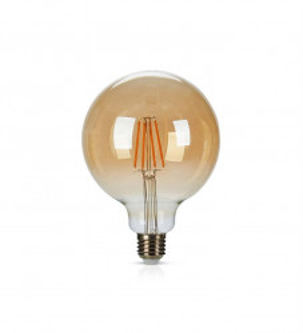 Bec dimabil LED E27 6W Filament Globe Maxi Markslojd