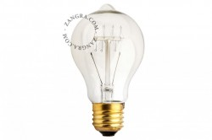 Bec Edison incandescent filament 40W dimabil Zangra