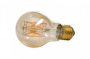 Bec LED dimabil E27 2W Kira Gold Bolia
