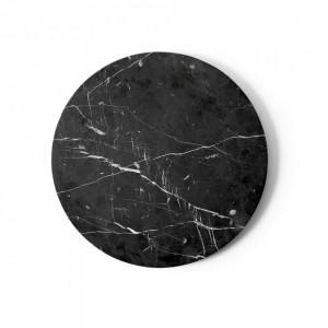 Blat negru din marmura 42 cm Androgyne Menu