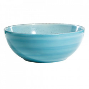Bol albastru din ceramica 1 L Lincombe Ixia