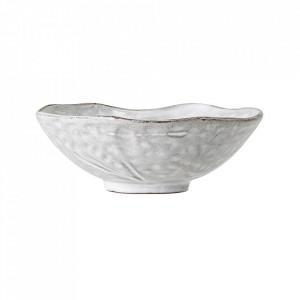 Bol gri din ceramica 200 ml Camellia Creative Collection