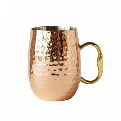 Cana aramie din inox 450 ml Copper Bloomingville