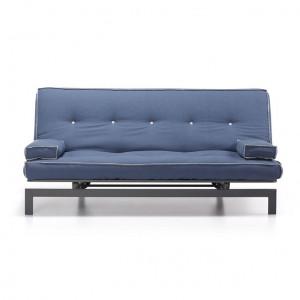 Canapea extensibila albastra 195 cm Gio La Forma