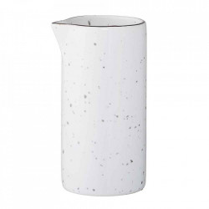 Carafa alba din ceramica 250 ml Emily Bloomingville