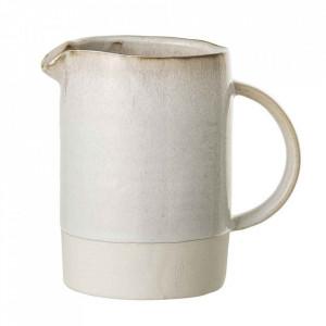 Carafa crem din ceramica 825 ml Carrie Bloomingville