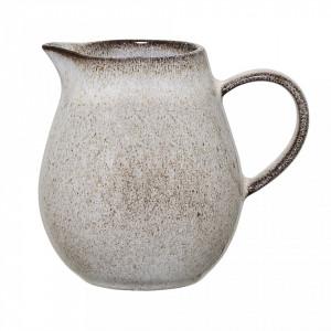 Carafa gri din ceramica 300 ml Bloomingville