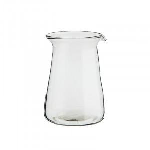 Carafa transparenta din sticla 9,5x13 cm Constance Madam Stoltz