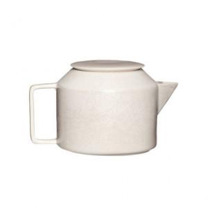 Ceainic bej din ceramica 14x25 cm Marley Hubsch
