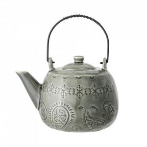 Ceainic verde din ceramica 1 L Rani Bloomingville